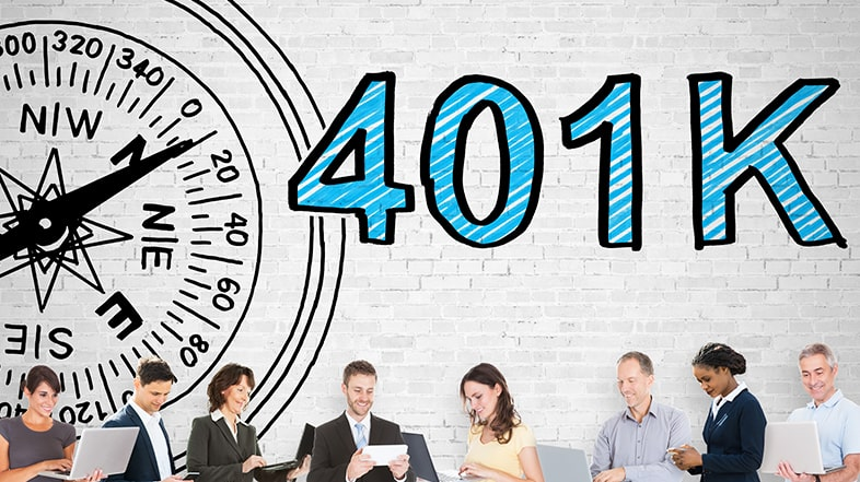 traditional and Roth 401(k)
